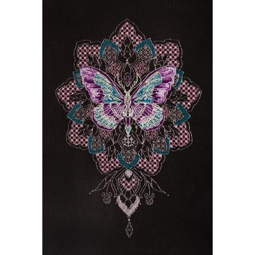 """Набір для вишивання хрестиком """"Метелик"""""""